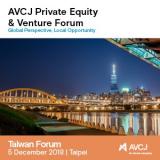 AVCJ Private Equity & Venture Forum Taiwan