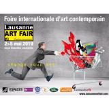 Lausanne ART FAIR - International Contemporary Art Fair