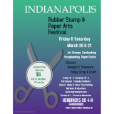Rubber Stamp Paper Crafts Festival Mar 2021 Indianapolis Rubber Stamp Paper Arts Festivals Danville Usa Trade Show