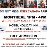 Montreal Job Fair