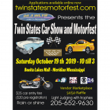 Twin States Car Show And Motorfest
