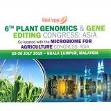 Plant Genomics & Gene Editing Congress Asia