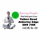 Rosemary Douglas Mind Body Spirit Events