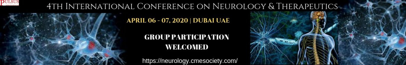 Neurology (Apr 2020), International Conference on Neurology