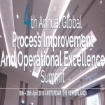 Annual Global Process Improvement & Operational Excellence Summit
