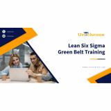 Lean Six Sigma Green Belt Certification Training Course in Kiev, Ukraine